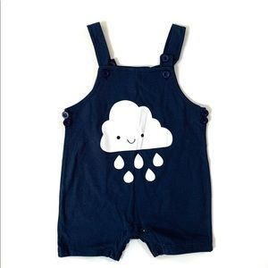 Other - Baby Boy Cloud Overall Outfit